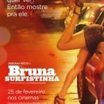 """Deborah Secco não dá as caras no primeiro poster de """"Bruna Surfistinha"""""""
