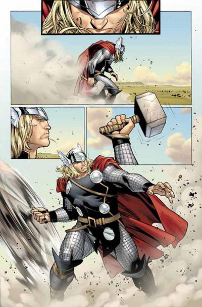 E o Thor de J. Michael Straczinski