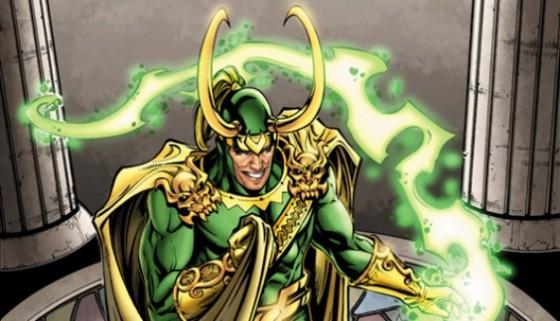 O trapaceiro - e chifrudo - Loki