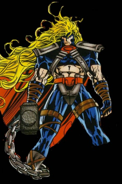 o Thor de Mike Deodato...