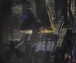O futuro noturno de Mead