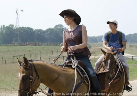 """""""Não estrague tudo com uma piadinha sobre cavalgadas agora."""""""