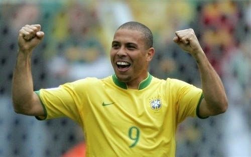 Pode comemorar, Ronaldo.