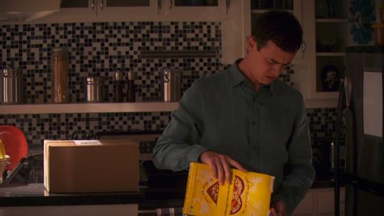 Ah, tá... cereal killer! Bem bolado! Bem bolado!