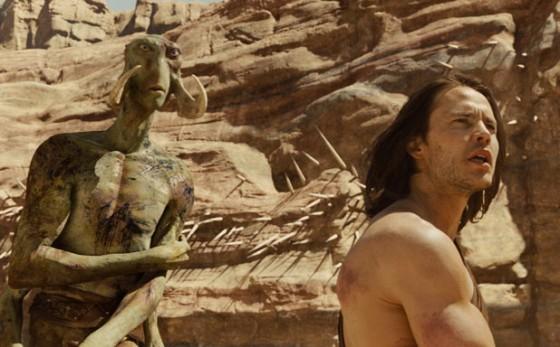 - Ainda bem que vou estar em Marte quando este filme estrear...