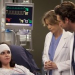 Grey's Anatomy 8×20 – The Girl With No Name