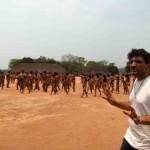 Entrevista: Cao Hamburger e o elenco de Xingu