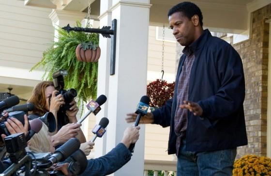 - Calma pessoal, eu sei que fui indicado, mas não sou o favorito ao Oscar de melhor ator ....