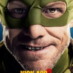 "Jim Carrey no novo pôster de ""Kick-Ass 2"""