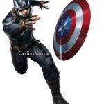 A moda de Capitão América 2