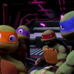 As Tartarugas Mutantes Ninjas. Sim! Mutantes!