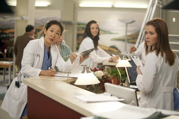 Grey's anatomy 7×22 Unaccompanied minor