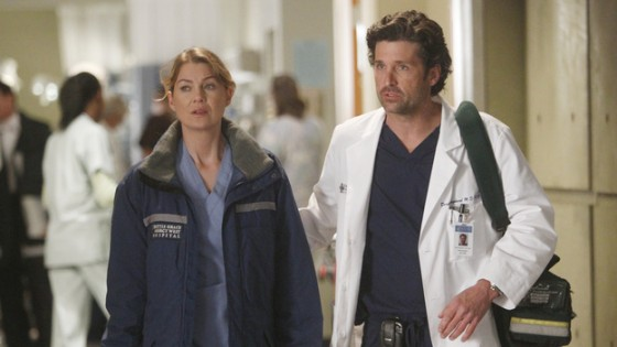 Grey's Anatomy 8×09 – Dark Was the Night