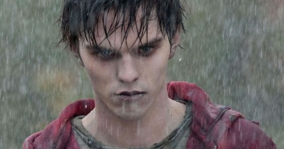Zumbi. Apaixonado. Na chuva. Não dá pra ficar mais cool que isso.