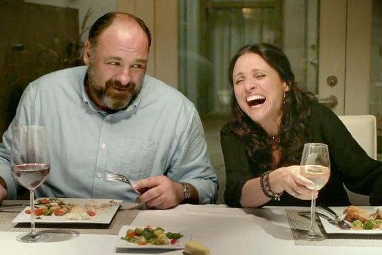 Dreyfus destrói Tony Soprano com uma risada.