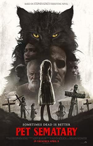 Pet Sematary poster