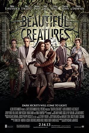 Beautiful Creatures poster