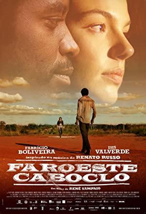 Brazilian Western poster