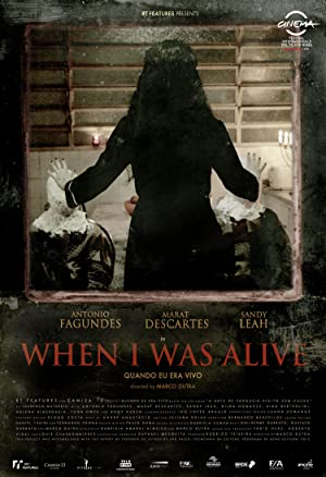When I Was Alive poster