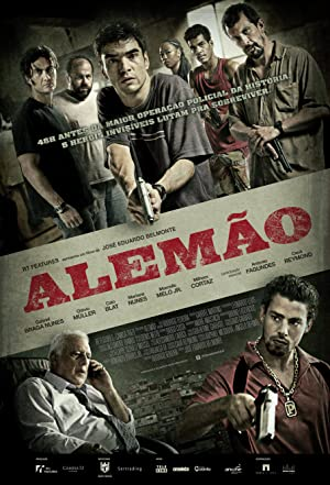 Alemão: Both Sides of the Operation poster