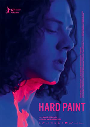 Hard Paint poster